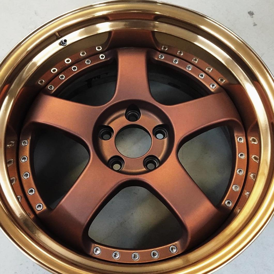 Порошковая покраска дисков в СВАО