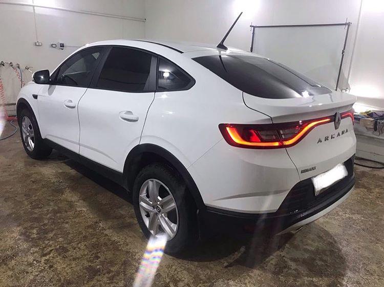 Шиномонтаж легковых автомобилей Рено