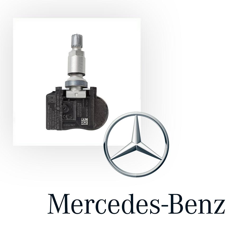 Датчики давления в шинах для Мерседес
