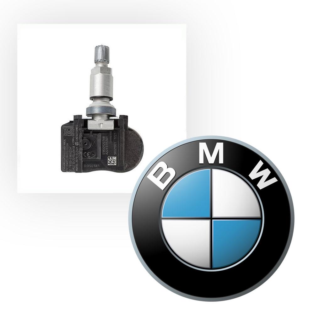 Датчики давления в шинах для bmw