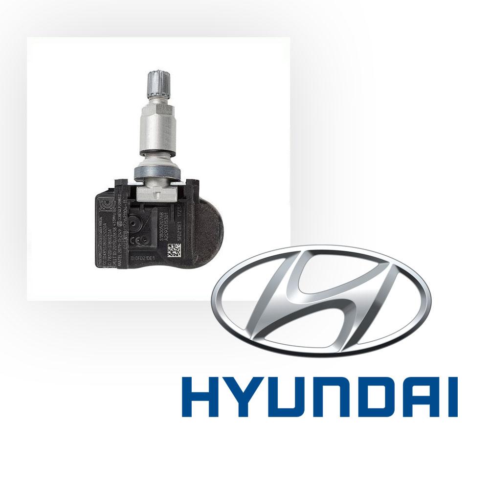 Датчики давления в шинах Hyundai