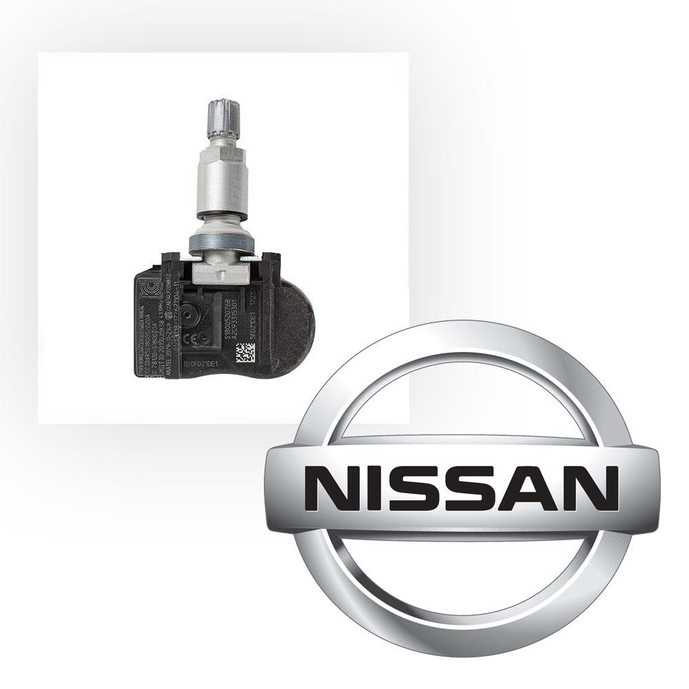 Датчики давления в шинах для Nissan