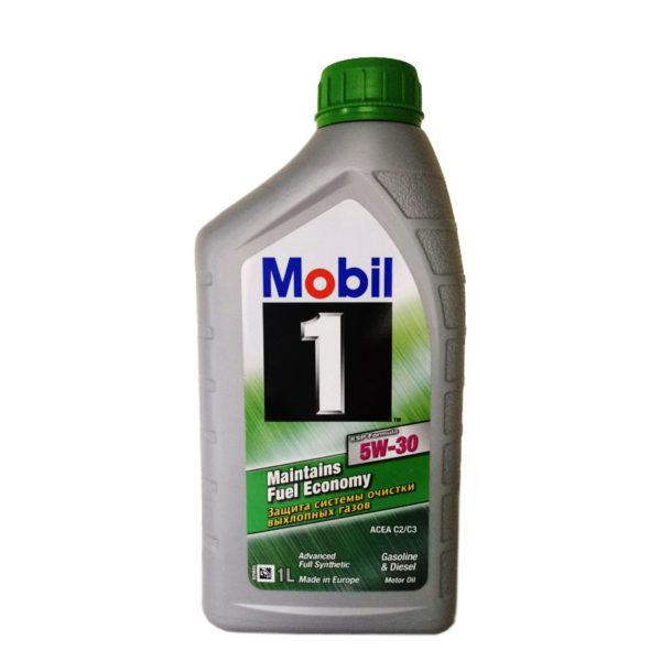 Моторное масло Mobil 1 ESP 5W-30 синтетическое 1л