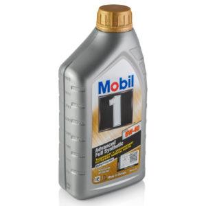 Моторное масло синтетика Mobil 1 X1 5W-30 1л