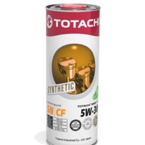 Моторное масло синтетика TOTACHI NIRO LV SN 5W-30 1л